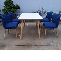 Bộ bàn ăn 4 ghế PL08