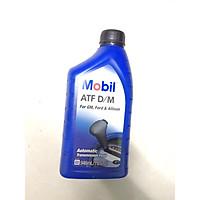 Dầu hộp số tự động ATF D/M 946ml - Dầu nhớt Mobil nhập khẩu từ Mỹ 946ml