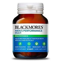 Thực phẩm chức năng tăng cường sinh lực Blackmores Men's Performance Multi