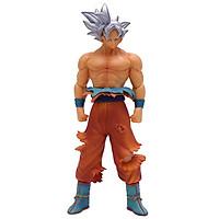 Mô hình Figure Son Goku Vô Cực Dragon ball Ultra Instinct Damage Version