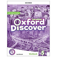Oxford Discover 2nd Edition: Level 5: Workbook With Online Practice