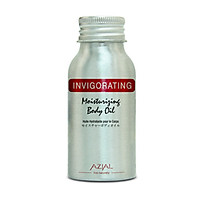Dầu Massage Dưỡng Ẩm 100% Thiên Nhiên AZIAL Moisturizing Body Oil Invigorating