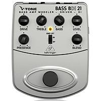Guitar Stompboxes - Phơ cục - Fuzz - Behringer BDI21 Bass Amp Modeler/Direct Recording Preamp/DI Box- Hàng chính hãng