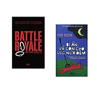 Combo 2 cuốn sách: Battle Royale - Trò chơi sinh tử  + Bí ẩn về con chó lúc nửa đêm