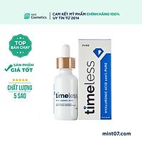 Serum Timeless Hyaluronic Acid Pure