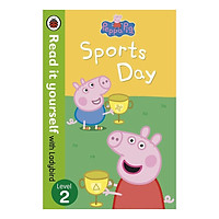 Peppa Pig: Sports Day - Read it yourself with Ladybird: Level 2 (Paperback)
