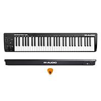 M-Audio Keystation 61 Phím MK3 MIDI Keyboard Controller MKIII MAudio Bàn phím sáng tác - Sản xuất âm nhạc Producer - Kèm Móng Gẩy DreamMaker