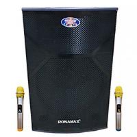 Loa kẹo kéo karaoke bluetooth Ronamax MR15 - Hàng chính hãng