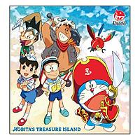 Sổ Xé Writing Pad Nobita's Treasure Island (100 Trang) - Mẫu Ngẫu Nhiên
