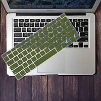 Miếng Lót Phủ Bàn Phím Macbook (US) Chống Bụi, Nước