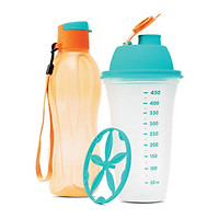 Bộ member kit Tupperware Shake N Go Orange