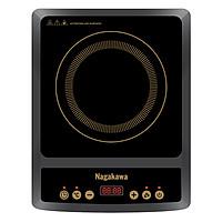 Bếp Từ Đơn Nagakawa NAG0706 (2000W) - Kèm Nồi Lẩu - Hàng Chính Hãng