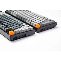 Bàn phím cơ Keychron K8 Bản nhựa (TKL) - hàng chính hãng