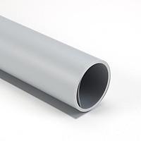 Phông nền nhựa PVC chụp ảnh sản phẩm màu xám kích thước 50x60cm