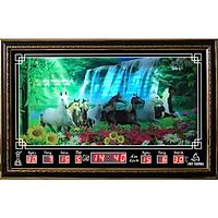 Đồng Hồ Lịch Vạn Niên Cát Tường 68115
