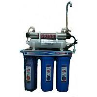 Bộ lọc nước uống NaPhaPro có tăng cường đèn UV và Nano Silver - CP3-NanoUV-10-19 (Hàng chính hãng)