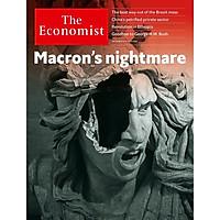 The Economist: Macron's Nighmare - 49