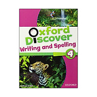 Oxford Discover 4: Writing And Spelling