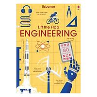 Sách tương tác tiếng Anh - Usborne Lift-The-Flap Engineering