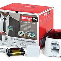 Máy in thẻ nhựa Evolis Badgy200 - Hàng Nhập Khẩu