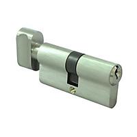 Ruột Khoá Cửa Một Đầu Chìa Một Đầu Vặn 85mm TEXXON EC903-85