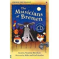 Usborne The Musicians of Bremen + CD