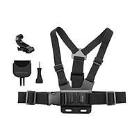 Chest Band Strap and Multi-function Expansion Adapter Mount for DJI Osmo Pocket Gopro