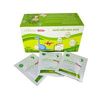 Muối rửa mũi Dr.Green Kids, cho trẻ từ 1 tuổi, thành phần lành tính 100%