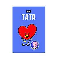 Sổ nhỏ BT21 - Tata