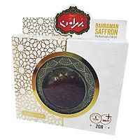 Nhụy hoa nghệ tây Bahraman Saffron dòng Negin - loại 2 gram