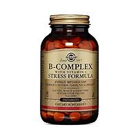 Solgar - B-Complex with Vitamin C, 250 Stress Formula Tablets
