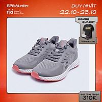 Giày Thể Thao Nữ Biti's Hunter Jogging ActivGen DSWH07200XAM (Xám)