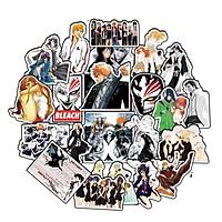 Sticker 50 miếng hình dán Sứ giả Ichigo - hàng nhập khẩu
