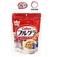 180g Ngũ cốc trái cây Calbee Nhật Bản