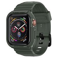 Dây đeo dành cho Apple Watch Series 4/5 (44mm) Case Rugged Armor Pro - Hàng chính hãng