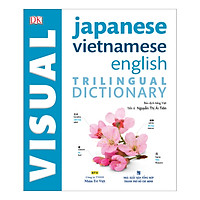 DK Trilingual Visual Dictionary – Japanese-Vietnamese-English