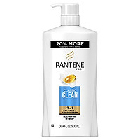 Dầu Gội & Xả Pantene Pro-V Clacssic Clean 2in1 900ml - USA