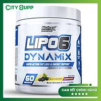 Thực phẩm bổ sung: Lipo 6 Dynamix