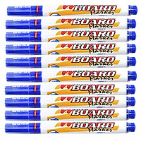 Bộ 10   Bút lông bảng Thiên Long WB-02