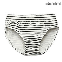 Quần chip Olomimi Hàn Quốc Black Stripe - 100% cotton