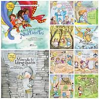 Combo 10 cuốn Bộ Sách Hiểu Về Quyền Trẻ Em ( Tặng kèm bookmark Happy Life)