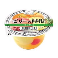 Combo 3 Thạch Jelly nhân trái cây IRODORI 160gr