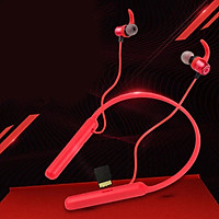 Bluetooth Headphones, V5.0 Wireless Neckband Headphones for Online Teaching & Conference, Bluetooth Headset Noise Cancelling with Mic