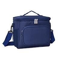 Túi cách nhiệt đựng hộp cơm trưa văn phòng, Túi đựng đồ ăn bảo quản thực phẩm tiện lợi