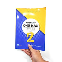 Sách - Luyện Viết Chữ Hán - Tập 2