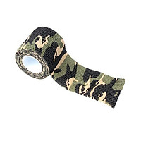 Self-Adhesive Extendable Camouflage Cloth Outdoor Hunting Camouflage Tape Bandage Riding Bicycle Sticker