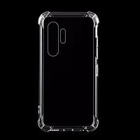 Ốp Lưng Dành Cho Samsung Not 10 Pro Chống Sốc 4 Đầu 2020 Silicone Dẻo Trong Suốt