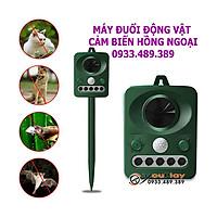 Máy Đuổi Chuột, mèo, chó, chim,... thiết bị đuổi chuột AMB A2 công nghệ cảm biến hồng ngoại.