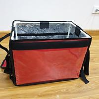 Túi giữ nhiệt 33L màu đỏ