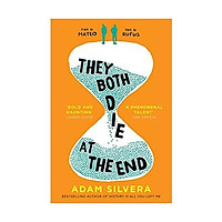 Sách - They Both Die at the End by Adam Silvera - (UK Edition, paperback)